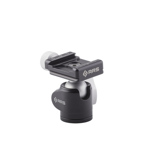 [RRS] BH-25 Ballhead with Compact Screw-Knob Clamp