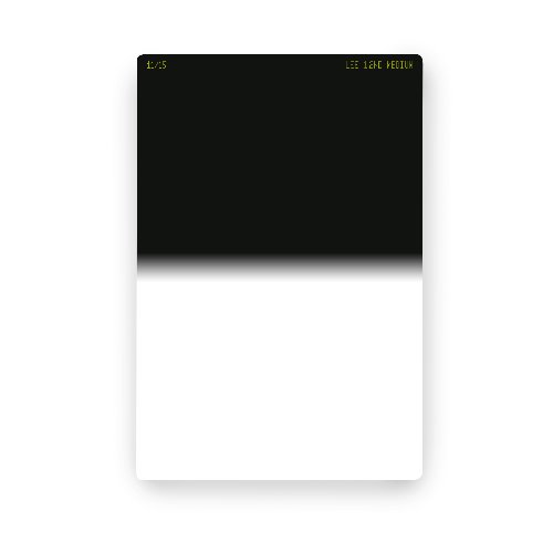 [LEE] 100 x 150mm Medium Graduated Neutral Density 1.2 Filter (ND 16)