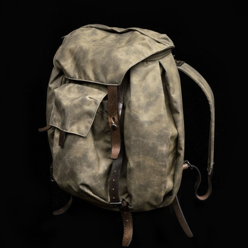 [WOTANCRAFT] REBEL BACKPACK - Ash_green
