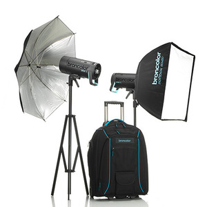 Broncolor Siros 400 L Outdoor Kit 2(31.750.XX)