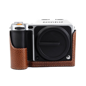[JnK] Hasselblad X1D Half case Battery Door Dollaro Tan
