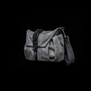 [WOTANCRAFT] TROOPER INTERIOR MODULE SHOULDER BAG - Vintage grey - S