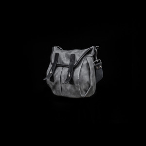 [WOTANCRAFT] TROOPER INTERIOR MODULE SHOULDER BAG - Vintage grey - XS