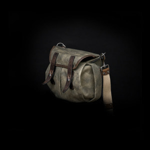 [WOTANCRAFT] TROOPER INTERIOR MODULE SHOULDER BAG - Ash green - XS