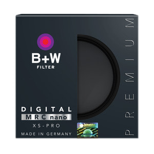 [B+W] N.D 8x 52mm MRC Nano XS-PRO Digital [파우치 증정]